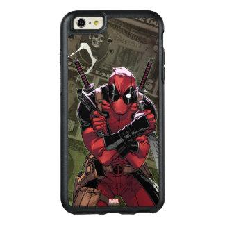 Deadpool Money OtterBox iPhone 6/6s Plus Case