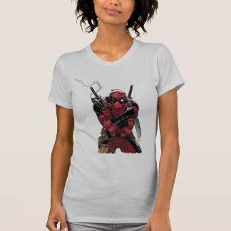 Deadpool Money Shirt