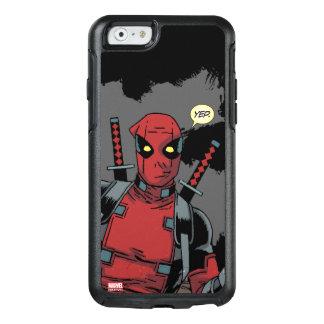 Deadpool Yep Funda Otterbox Para iPhone 6/6s