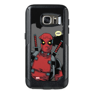 Deadpool Yep OtterBox Samsung Galaxy S7 Case