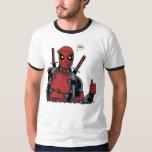 Deadpool Yep Remeras