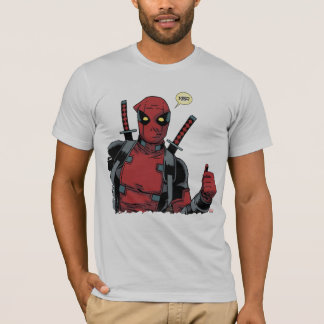 Deadpool Yep T-Shirt