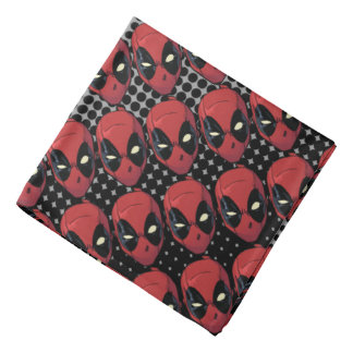 Deadpool's Head Bandana