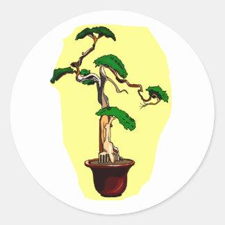 Deadwood Bonsai Shari Tall Sticker