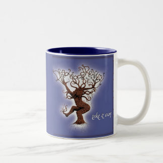 Deadwood REvival - Two-Tone Coffee Mug