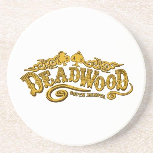 Deadwood Saloon Coaster
