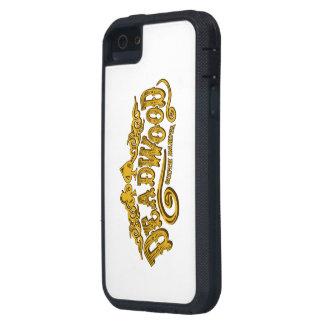 Deadwood Saloon iPhone SE/5/5s Case