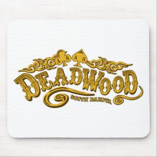 Deadwood Saloon Mouse Pad