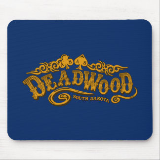 Deadwood Saloon Mouse Pad