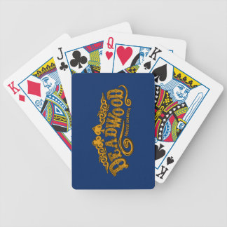 Deadwood Saloon Bicycle Playing Cards