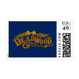 Deadwood Saloon Postage