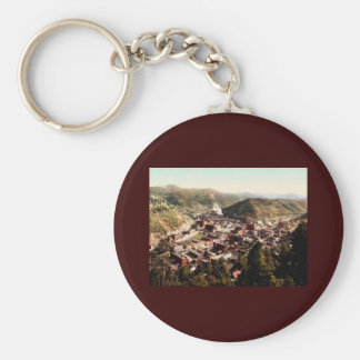 Deadwood South Dakota Keychain