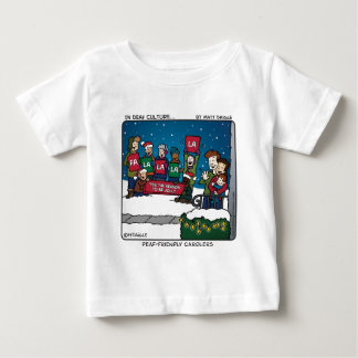 Deaf-Friendly Carolers Baby T-Shirt