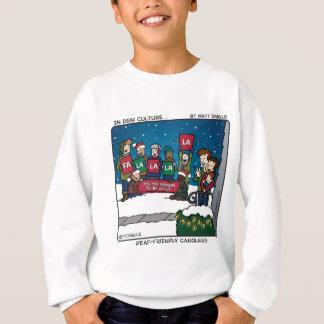 Deaf-Friendly Carolers Sweatshirt