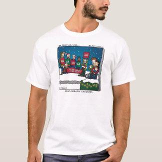 Deaf-Friendly Carolers T-Shirt
