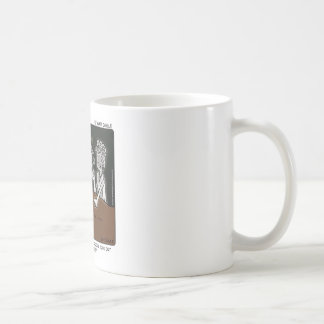 Deaf Scrooge Coffee Mug