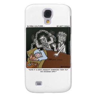 Deaf Scrooge Galaxy S4 Cases