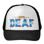Deaf Star Tag v2 Trucker Hat