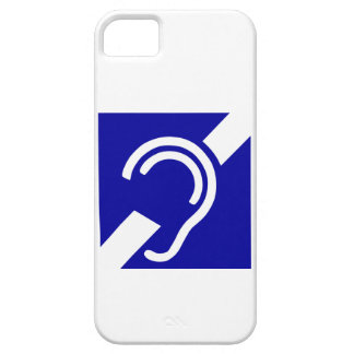 Deaf Symbol iPhone SE/5/5s Case
