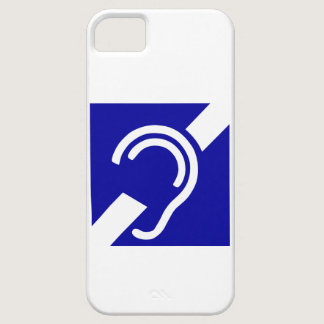 Deaf Symbol iPhone SE/5/5s Case