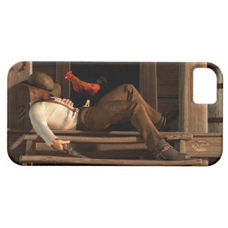Deaf to the Rooster's Call iPhone SE/5/5s Case