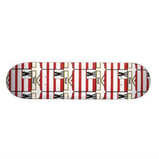 Deal Family Crest Custom Skate Board