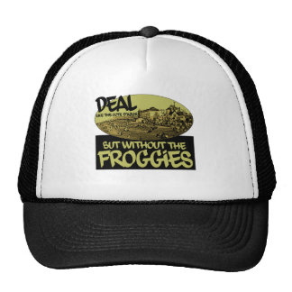Deal Kent Mesh Hats