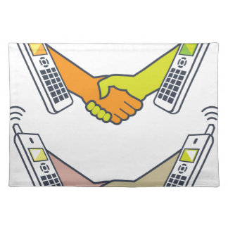 Deal over the Phone Placemat