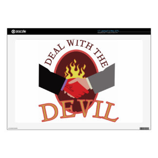 Deal With Devil Skins For Laptops