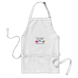 Deal With It! Adult Apron