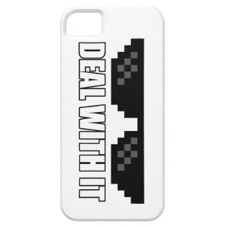 Deal With It iPhone 5 Case
