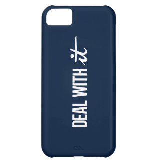 Deal With It iPhone 5C Case
