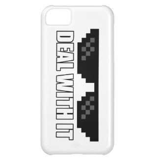 Deal With It iPhone 5C Cases
