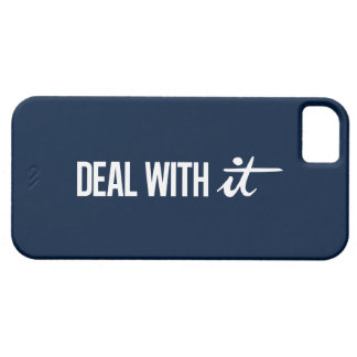 Deal With It iPhone 5 Cover
