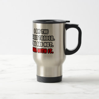 Deal With It ... Funny Forex Trader Mugs