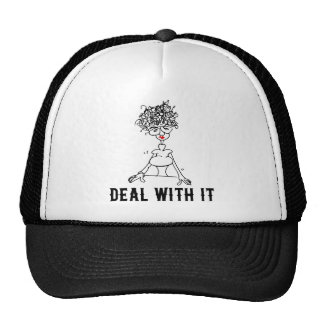 Deal With It! Trucker Hat