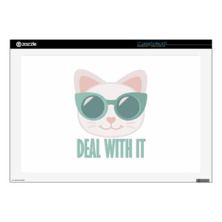 Deal With It Laptop Skin