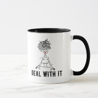 Deal With It! Mug