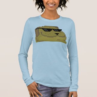 Deal With it Smugdog Long Sleeve T-Shirt