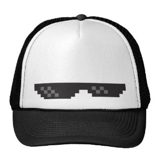 Deal With It Sunglasses Baseball Hat
