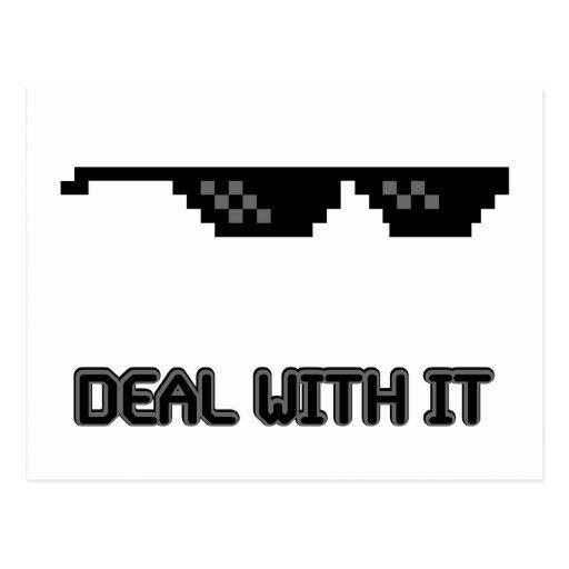 Deal With It Sunglasses Deal with it sunglasses