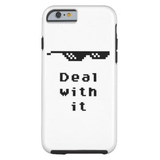Deal with it tough iPhone 6 case
