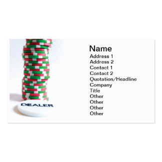 Dealer Business Card