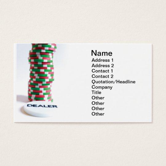 Dealer Business Card