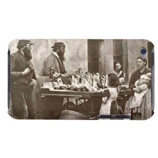 Dealer in Fancy Ware, 1876-77 (woodburytype) iPod Touch Case-Mate Case