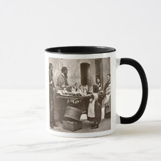 Dealer in Fancy Ware, 1876-77 (woodburytype) Mug