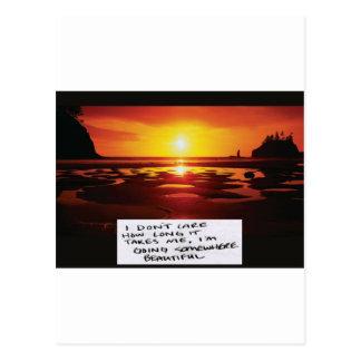 deam postcard