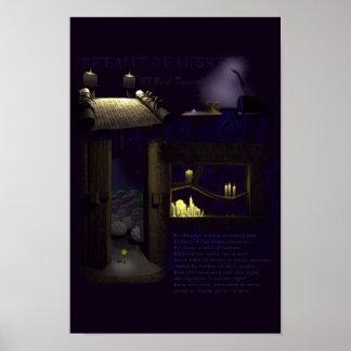 Deams de la noche poster
