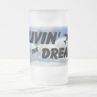 Deams escarchado taza