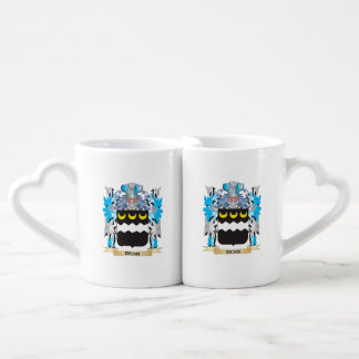 Dean Coat of Arms - Family Crest Coffee Mug Set